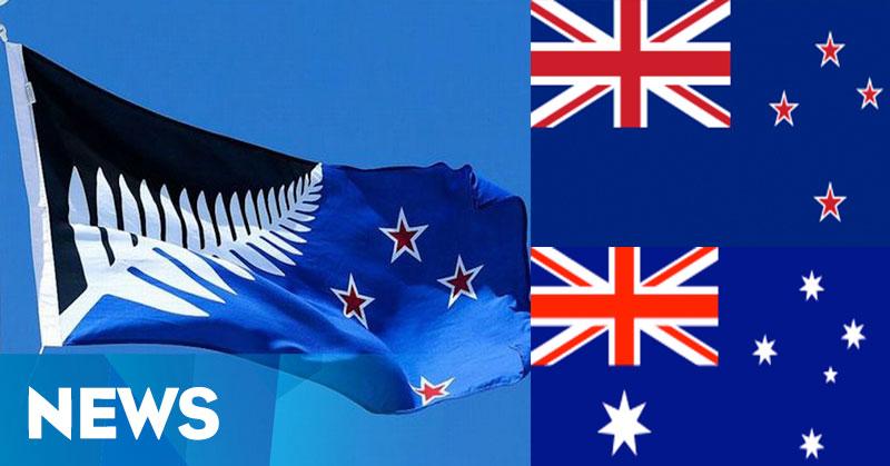 Warga Selandia Baru Buat Keputusan Final Ganti Bendera