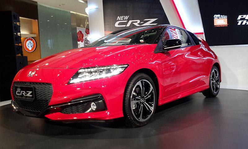 Mobil CR-Z Hybrid & HR-V JBL SE Diluncurkan Pekan Depan ...