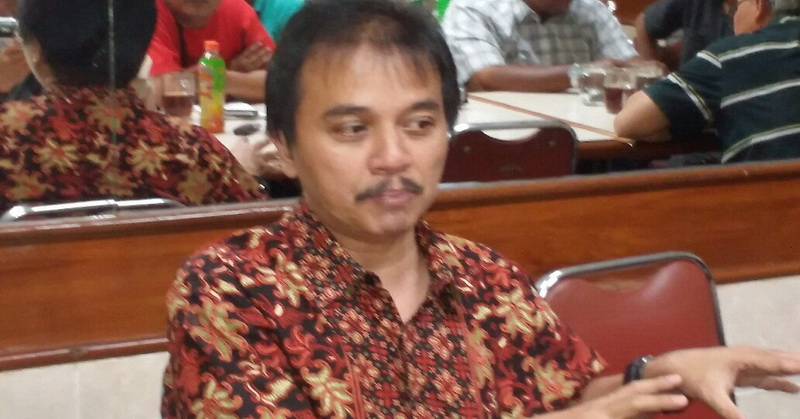 Gantikan Ambar Tjahyono, Roy Suryo Melenggang ke Senayan ...
