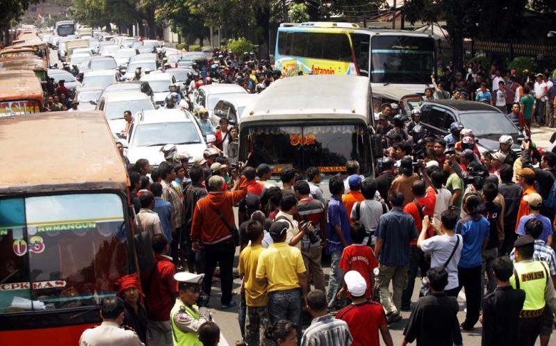 Demonstrasi (Foto: Ilustrasi)