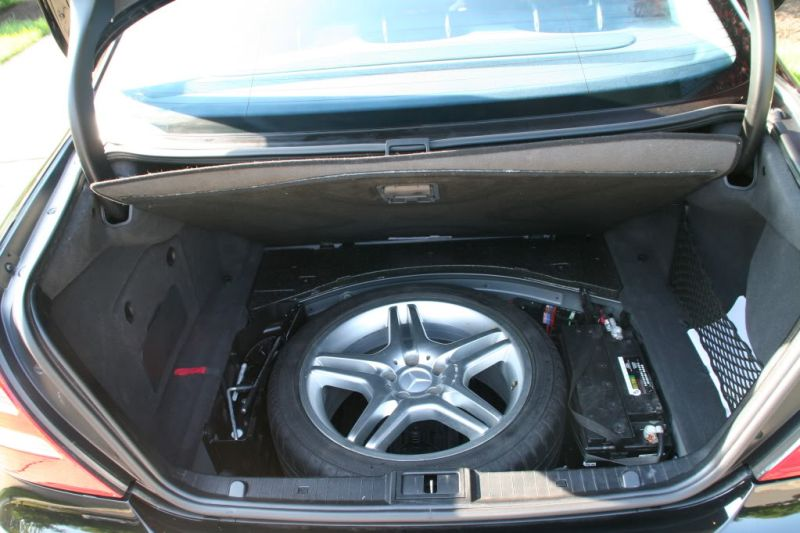 Cover For Car Trunk Mercedes Ml