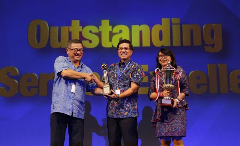 Pelayanan Pelanggan Toyota Astra Motor Terbaik di Dunia (Foto: Toyota)