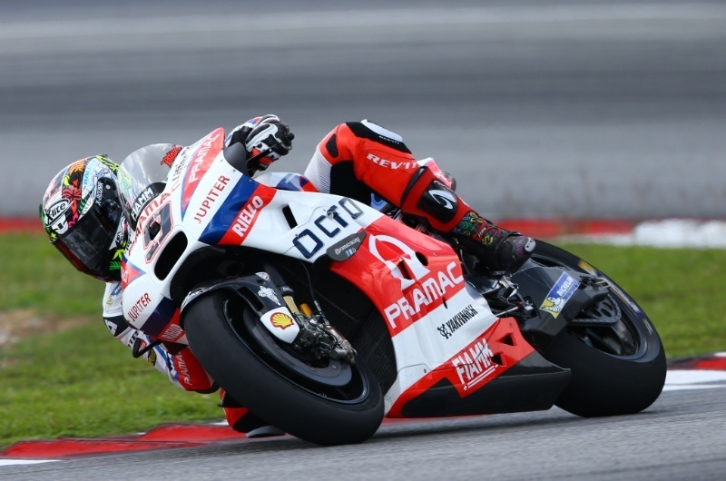 Pembalap Ducati Ini Absen di Seri Perdana MotoGP 2016 : Okezone Sports