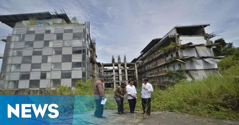 KPK Ingatkan Pemerintah Sebelum Lanjutkan Proyek Hambalang