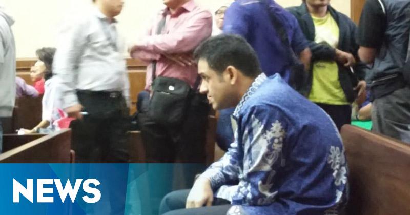 Nazaruddin Dukung Jokowi Lanjutkan Proyek Hambalang