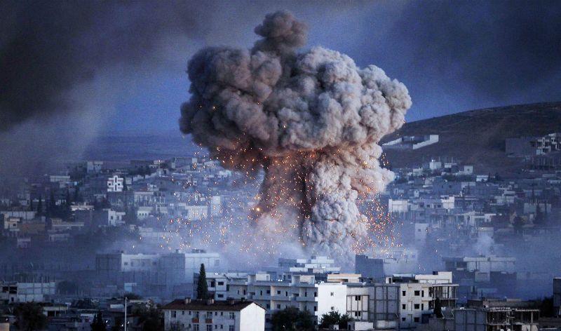 Ilustrasi. Negara rawan perang. (Foto: Getty Images)