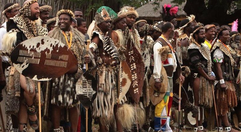 Mengenal Zulu Bangsa Perkasa Dari Afrika Selatan
