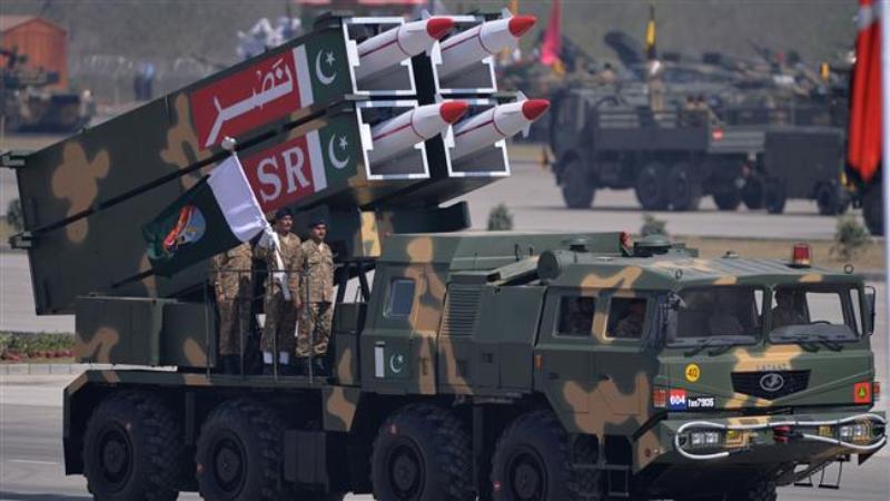 Rudal Pakistan (Foto: AFP)