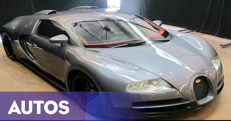 mobil bugatti veyron dijual cuma rp800 juta okezone news. Black Bedroom Furniture Sets. Home Design Ideas