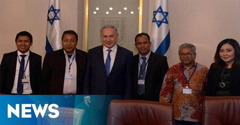 Bertemu PM Israel, Wartawan Indonesia Dikecam DPR