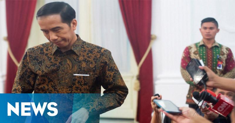 Langkah Jokowi Laporkan SPT Pajak Dipuji DPR