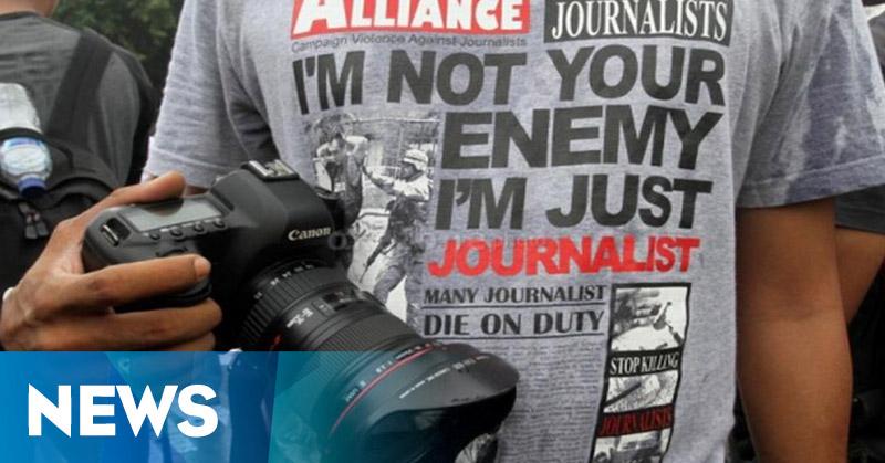 Cekik Wartawan, Pejabat Universitas PGRI NTT Dipolisikan
