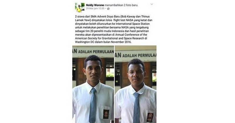 https: img.okezone.com content 2016 03 31 56 1350709 penelitian-siswa-asal-papua-siap-dibawa-nasa-ke-antariksa-oPlIrTN9ge.jpg