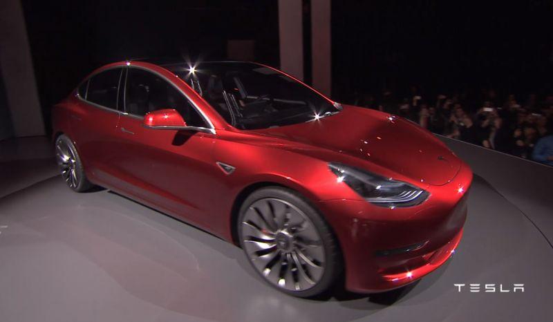 Resmi Meluncur Mobil Listrik Tesla Model 3 Sudah Autopilot Okezone Otomotif