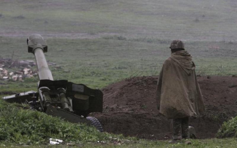 Artileri Armenia (Foto: Reuters)