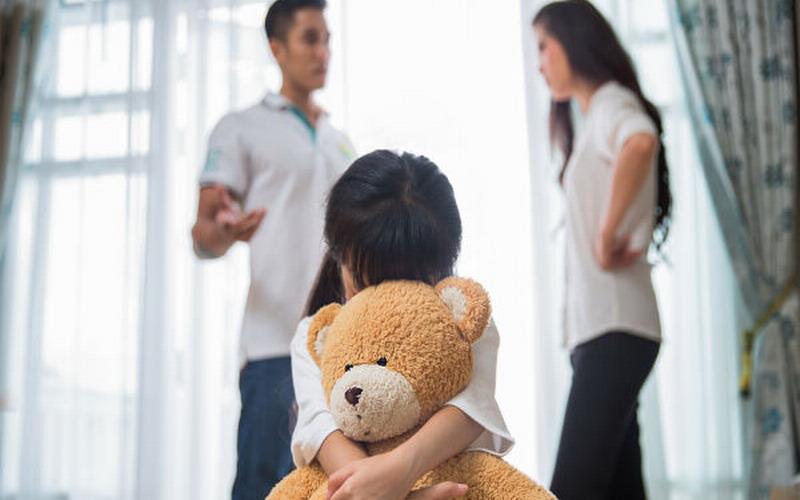 Ternyata Bahaya Bertengkar Depan Anak Okezone Lifestyle