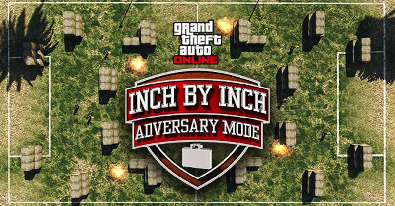 Ultah Pertama, GTA Online Rilis Mode Berjuluk 'Inch By Inch'