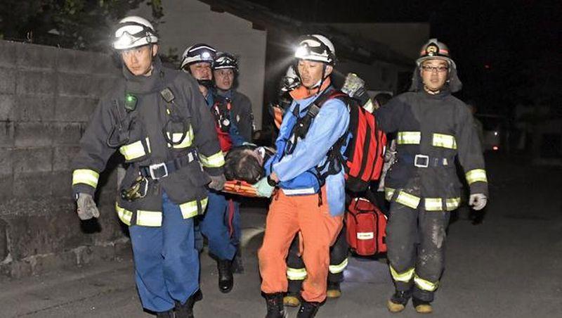 Tidak Ada WNI Jadi Korban Gempa Dahsyat di Jepang