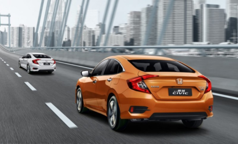 5400 All New Civic Turbo 2016 Indonesia HD