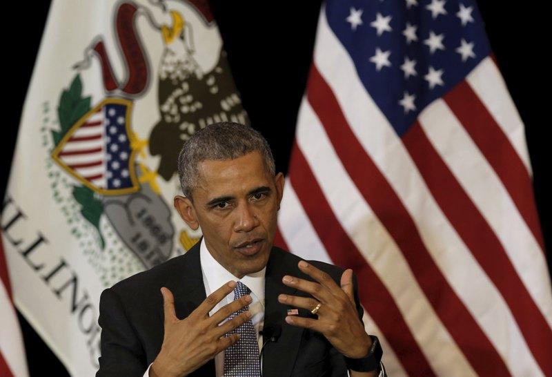 Kisruh Dokumen 9/11, Obama Kunjungi Arab Saudi