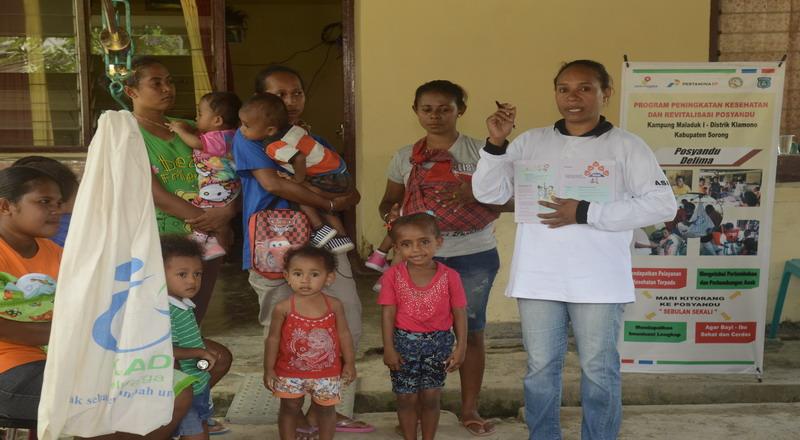 https: img.okezone.com content 2016 04 19 337 1367081 kisah-yunita-pejuang-kesehatan-ibu-anak-di-papua-barat-po1wqX3FBU.jpg