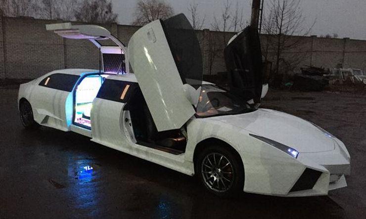 Mitsubishi Eclipse 2016 >> Mobil Mitsubishi Berwujud Lamborghini Limousine Ini