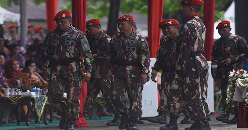 Panglima TNI Jenderal Gatot Nurmantyo. (Foto: Antara)