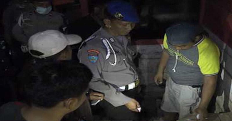 Baca Al-Fatihah Tiga Kali, Polisi Berhasil Tangkap Enam Tersangka Narkoba