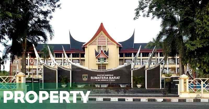 Pasca Gempa Rehab Kantor Gubernur Sumbar Ditargetkan Selesai September Okezone Economy