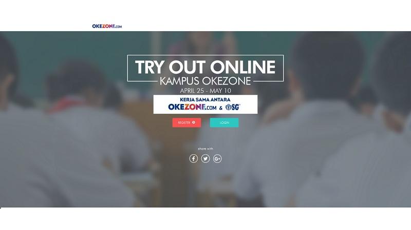 Try Out Online Okezone Jadi Bekal Hadapi SBMPTN : Okezone News