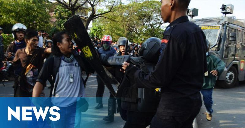 Liput Demo, Wartawan Papua Ditangkap Polisi