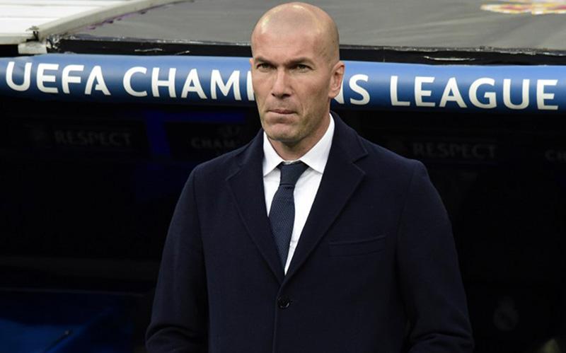 Zidane Akan Tetap Bertahan Di Madrid Okezone Bola