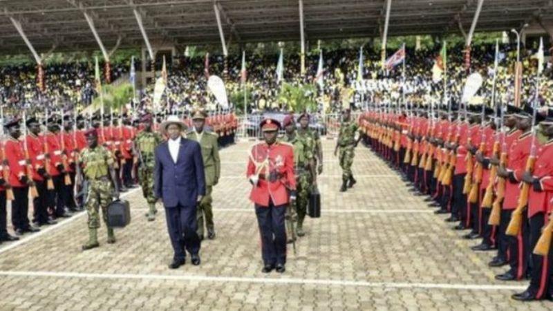 Presiden Uganda Yoweri Museveni telah lima kali naik menjadi Presiden Uganda. (Foto: AP)