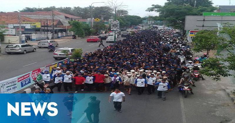 Ritual Seba, Suku Baduy Tiba Eks Pendopo Gubernur Banten