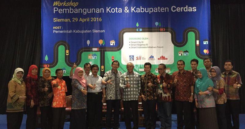 Pengembangan Smart City Merambah ke Kabupaten