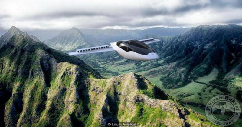 Inilah Pesawat Jet Bertenaga Listrik Pertama di Dunia