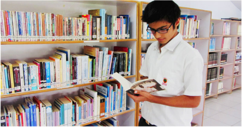 importance of school library essay