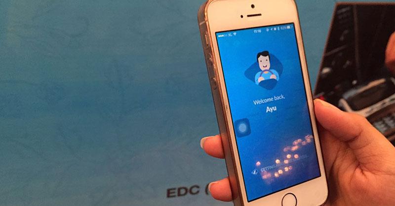 Tak Mau Kalah, Blue Bird Luncurkan Aplikasi Terbaru