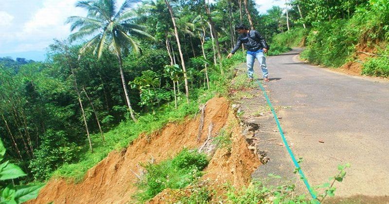 Tak Kunjung Diperbaiki Ratusan Warga Di Purworejo Terancam Terisolir Okezone News