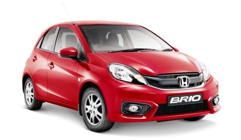 Honda Brio (Indianautosblog)
