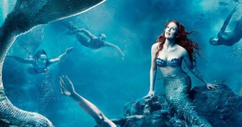 TOP MOVIE: 3 Live Action The Little Mermaid Segera Hadir ...