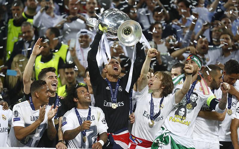Gelar Juara Liga Champions 2015-2016 Bawa Real Madrid Unggul Empat ... 62f883ade2