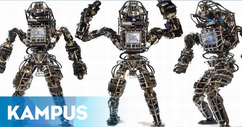 114 Tim Ikuti Kontes Robot di Surabaya
