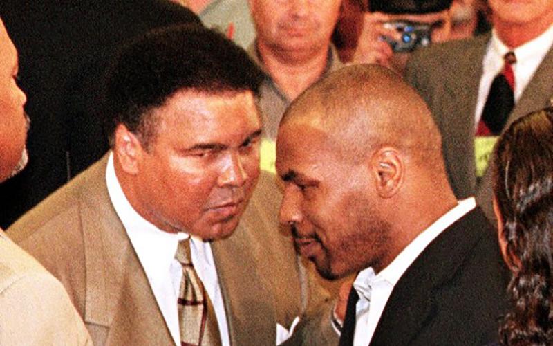 Muhammad Ali Meninggal Dunia Mike Tyson Berduka Okezone Sports