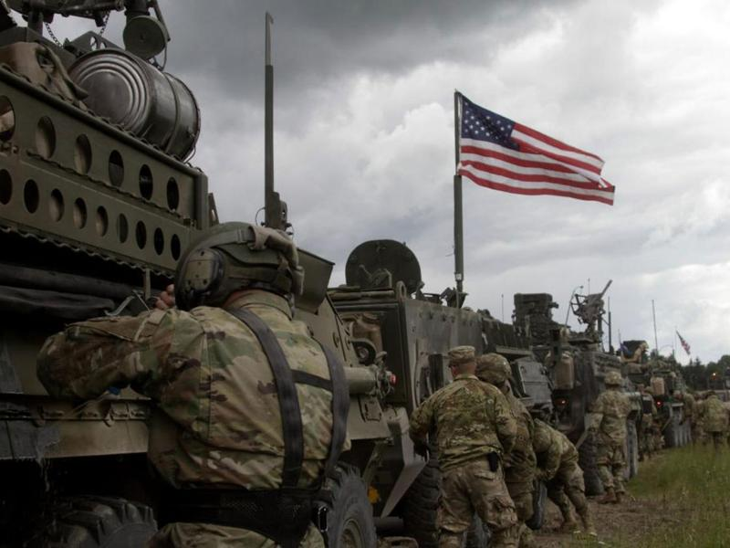 Соединенные Штаты боятся Россию и Китай