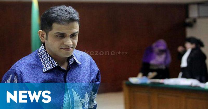 Musyawarah Hakim Belum Selesai, Sidang Vonis Nazaruddin Ditunda