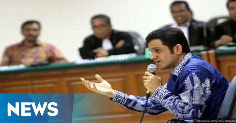 Sempat Ditunda, Hakim Bacakan Vonis Nazaruddin Hari Ini