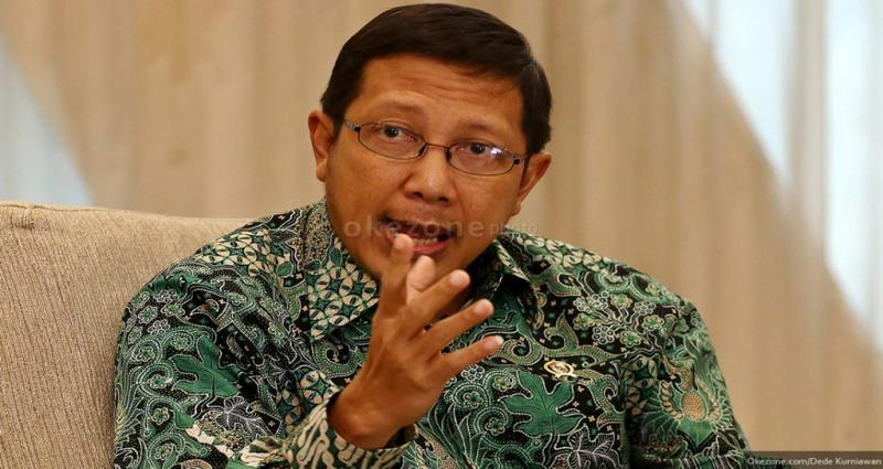 Menteri Agama Lukman Hakim Saifuddin (Okezone)