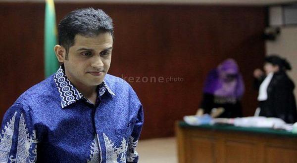M Nazaruddin (Foto: Okezone)