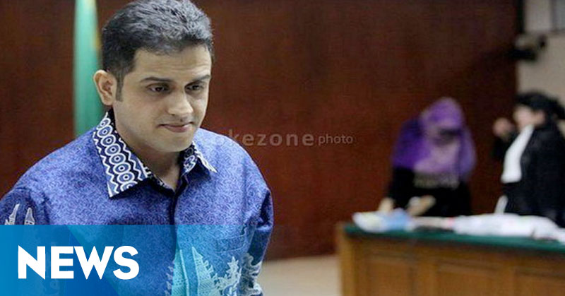 Nazaruddin Divonis Enam Tahun Penjara dan Denda Rp1 Miliar